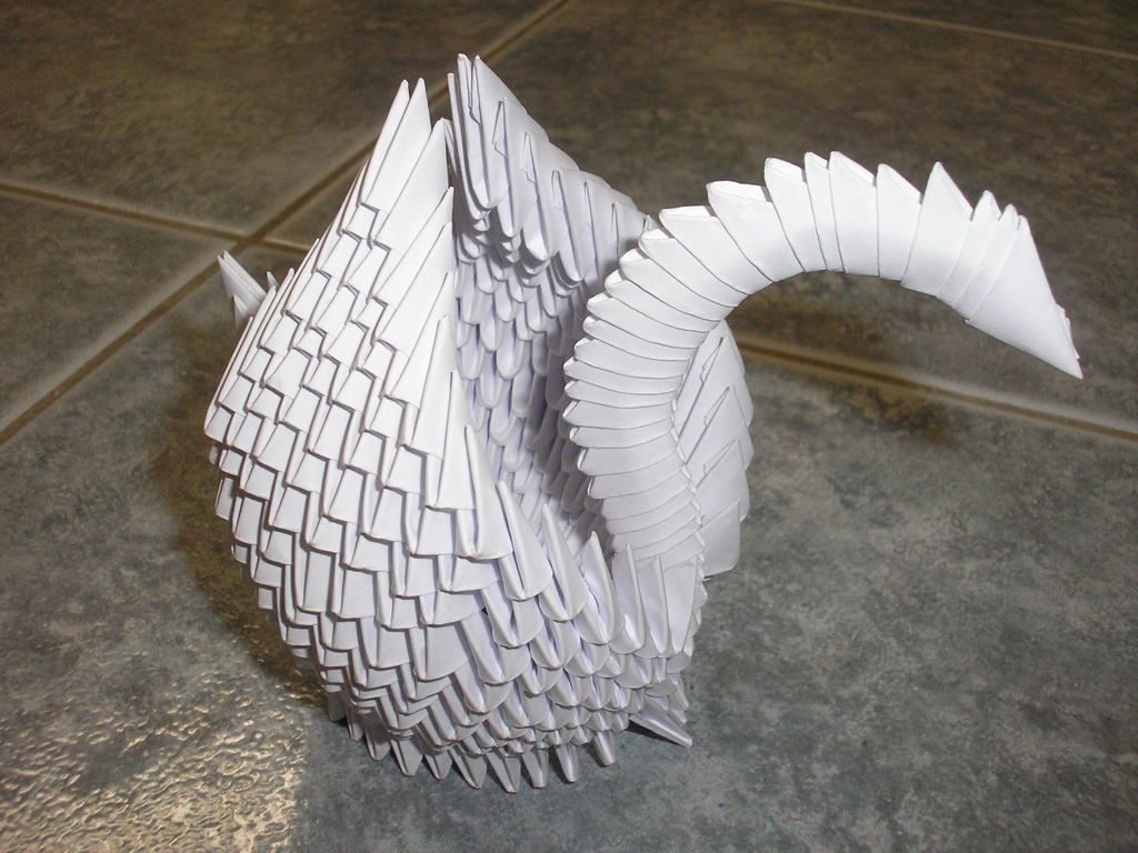 TRADITIONAL JAPANESE ORIGAMI