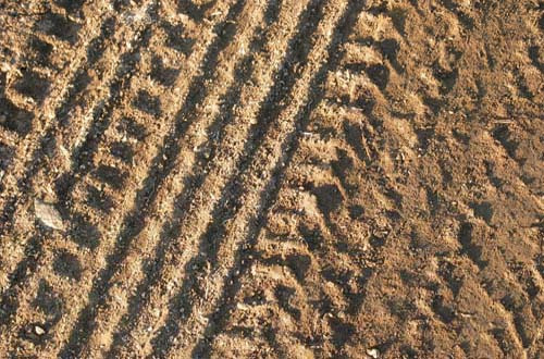 tire track textures