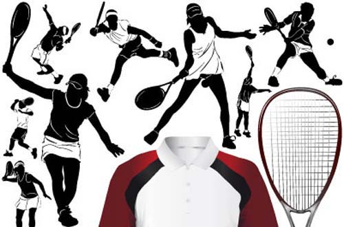 free sport vector graphics