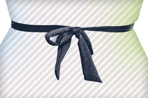 ribbon and bow photoshop brush